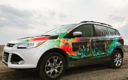 storm hunter vehicle