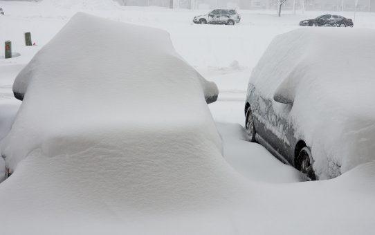Mason City record snowfall